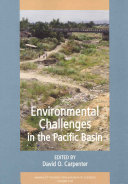 Environmental Challenges In The Pacific Basin  Volume 1140
