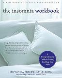 The Insomnia Workbook
