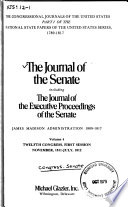 The Congressional Journals of the United States, 1789-1817