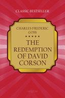 The Redemption of David Corson [Pdf/ePub] eBook