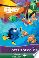 Finding Dory  An Ocean of Color