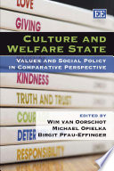 Culture and Welfare State