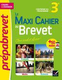 Pdf Le Maxi Cahier du Brevet - Prépabrevet 2022 Telecharger