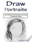 Draw 15 minute portraits