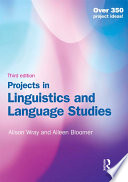 Projects in Linguistics and Language Studies