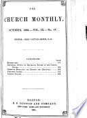 The Church Monthly