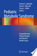 Pediatric Metabolic Syndrome Book PDF