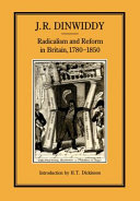 RADICALISM & REFORM IN BRITAIN, 1780-1850