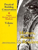 Practical Building Conservation  Mortars  Plasters and Renders Book