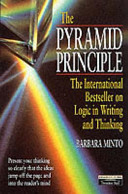 The Pyramid Principle image