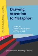 Drawing Attention to Metaphor