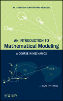 An Introduction to Mathematical Modeling Pdf/ePub eBook