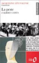 Jacqueline Lévi-Valensi présente La peste d'Albert Camus