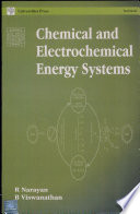 Chemical And Electrochemical Energy Systems Book