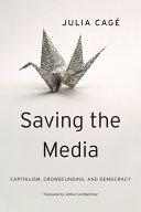 Saving the Media