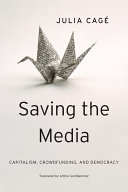 Pdf Saving the Media Telecharger