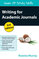 Writing for Academic Journals - Seite 235