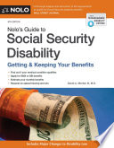 Nolo's Guide to Social Security Disability