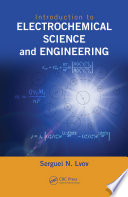 Introduction to Electrochemical Science and Engineering Book