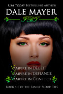 Family Blood Ties Set 4-6 (Paranormal romance, mystery, Family Blood Ties)
