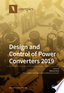 Design and Control of Power Converters 2019 Book