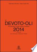 Il Devoto-Oli 2014. Vocabolario della lingua italiana