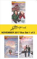 Harlequin Love Inspired November 2017 - Box Set 1 of 2