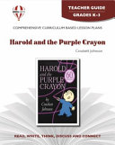Harold and the Purple Crayon Teacher Guide