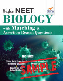 Free Sample  Master NEET Biology with Matching   Assertion Reason Questions