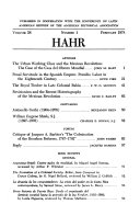 The Hispanic American Historical Review