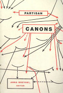 Partisan Canons Book PDF