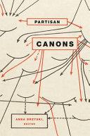 Partisan Canons Book