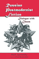 Russian Postmodernist Fiction: Dialogue with Chaos [Pdf/ePub] eBook