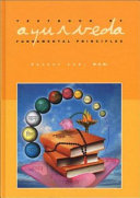Cover of Textbook of Ayurveda