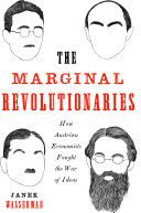 Pdf The Marginal Revolutionaries Telecharger