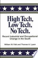 High Tech Low Tech No Tech