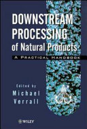 Downstream Processing of Natural Products Book