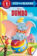 Dumbo Deluxe Step into Reading  Disney Dumbo