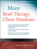 More Brief Therapy Client Handouts
