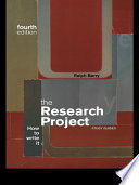 The Research Project
