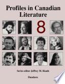 Profiles in Canadian Literature