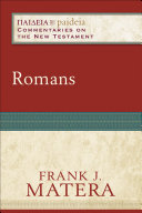 Romans  Paideia  Commentaries on the New Testament