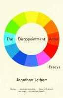The Disappointment Artist [Pdf/ePub] eBook