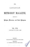 The Canadian Methodist Magazine