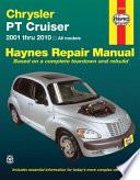 Chrysler PT Cruiser  : 2001 thru 2010 All Models