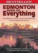 Edmonton Book Of Everything Book PDF