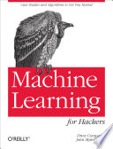 Machine Learning for Hackers Book