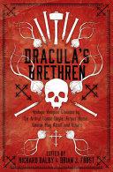 Dracula's Brethren Pdf/ePub eBook