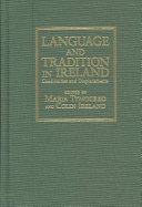 Language And Tradition In Ireland