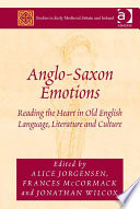 Anglo Saxon Emotions Book
